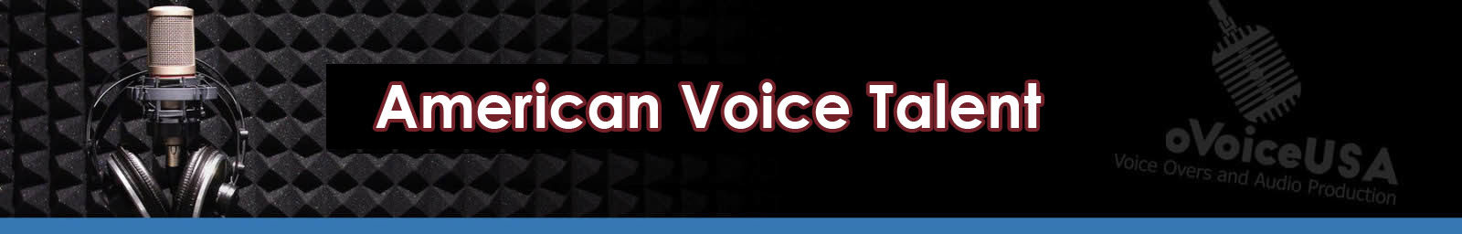 American Voice Talent