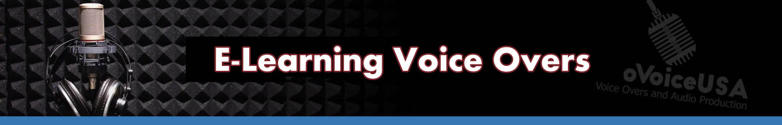 e-learning Voice Overs | American Voice Recording Service | ProVoice USA