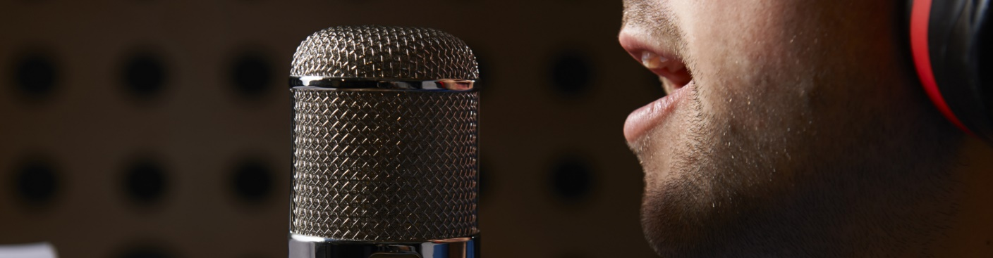 Voice Over and Audio Production Rates | Professional Voice Overs and Audio Production Services